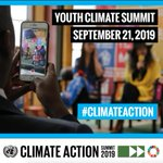 Image for the Tweet beginning: Youth Summit Young leaders from