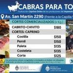 "Image for the Tweet beginning: ""Cabras para todos"" llega a"