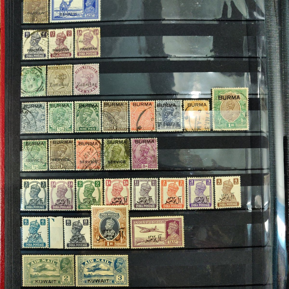 Slowly growing my India Used Abroad collection. Still not big enough to print album pages. Hopefully soon...  #indiausedabroad #philately <br>http://pic.twitter.com/BXEZT4sGR2