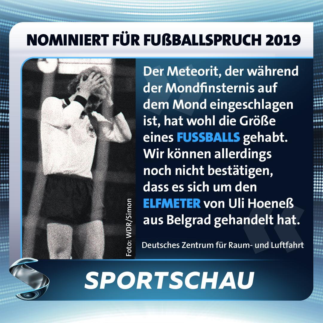 Sportschau On Twitter Von Der Deutschen Akademie Fur
