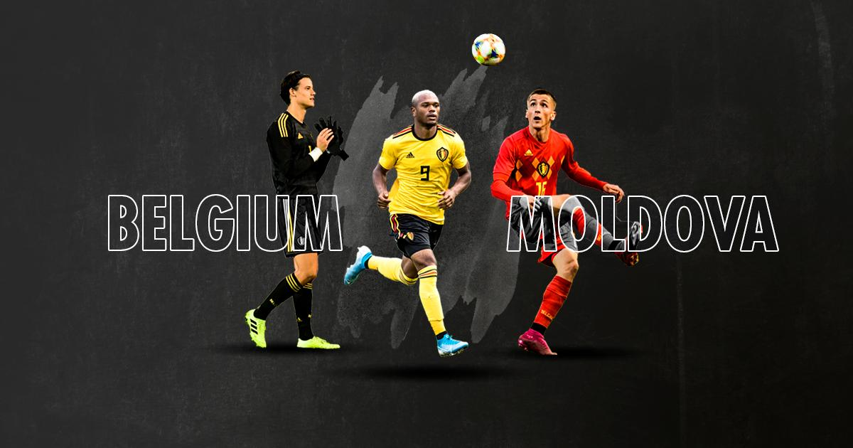 📅 Our U21 boys will play against Moldova on 15/10. Join us! 😉 https://t.co/d4lMUmy8H4 #U21EURO #COMEONBELGIUM 🇧🇪 https://t.co/EXMWSUH3cp