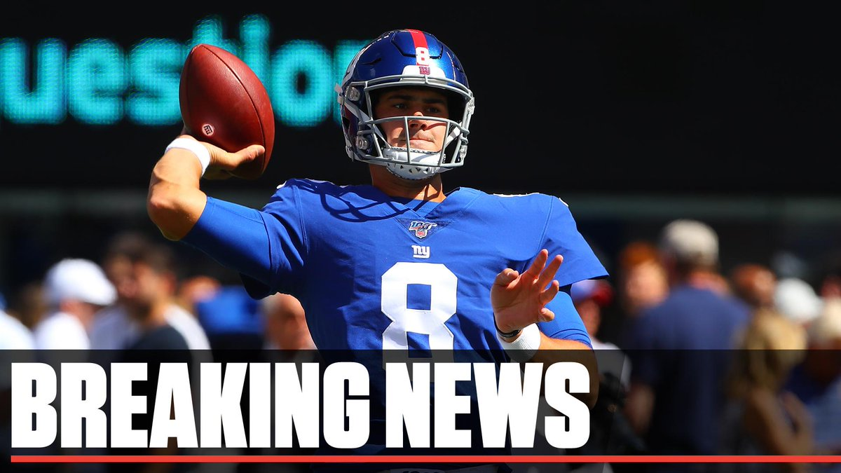 New York Giants Announce Shocking News About Eli Manning's Job. Will Fans Like It?