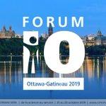 Image for the Tweet beginning: Le Forum ICRSMV 2019 est