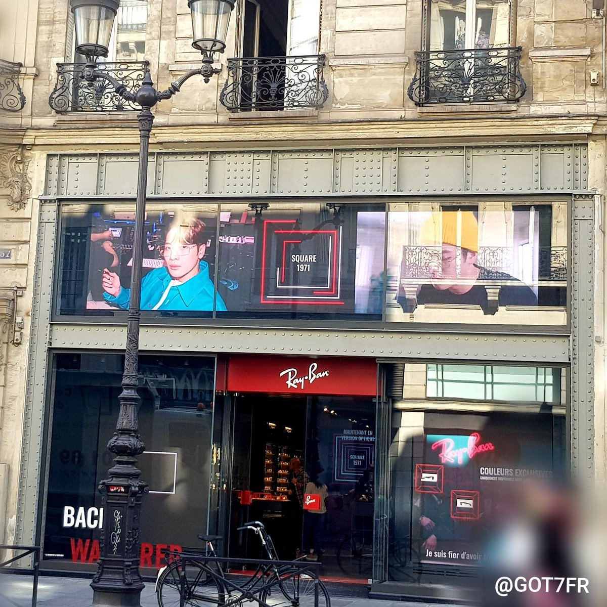 boutique ray ban paris rivoli