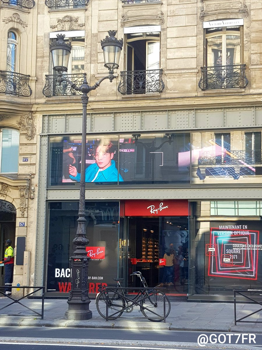 boutique ray ban paris rivoli
