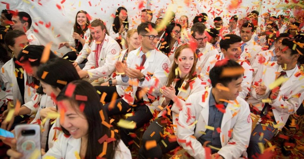 Cornell's medical school announces free admission for students who qualify for financial aid cbsn.ws/2O7bCSK