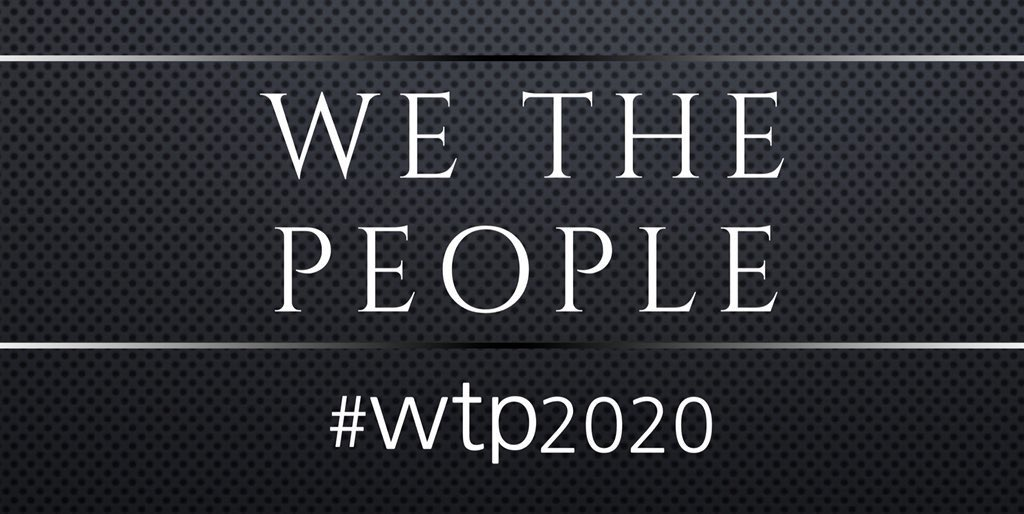 @msnbc @maddow @arimelber @amjoyshow @cnn @andersoncooper @jaketapper @acosta @buzzfeed @reuters @guardian @washingtonpost @nytimes @wsj @forbes @newshour #wtp2020 @wtp__2020
