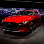 Image for the Tweet beginning: The all-new @MazdaUSA #Mazda3 came