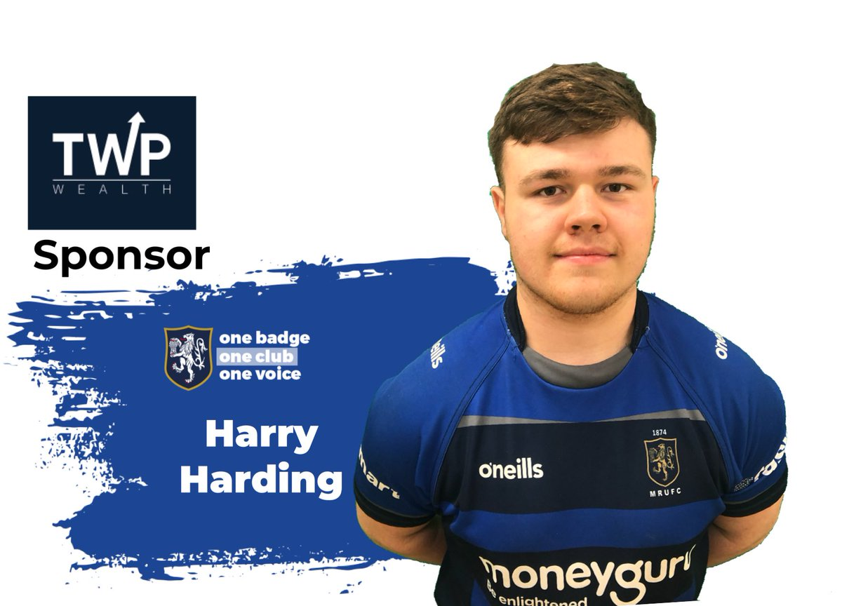 test Twitter Media - Harry Harding is now sponsored by @TWP_Wealth #maccrugby https://t.co/K3nMZpgDqD