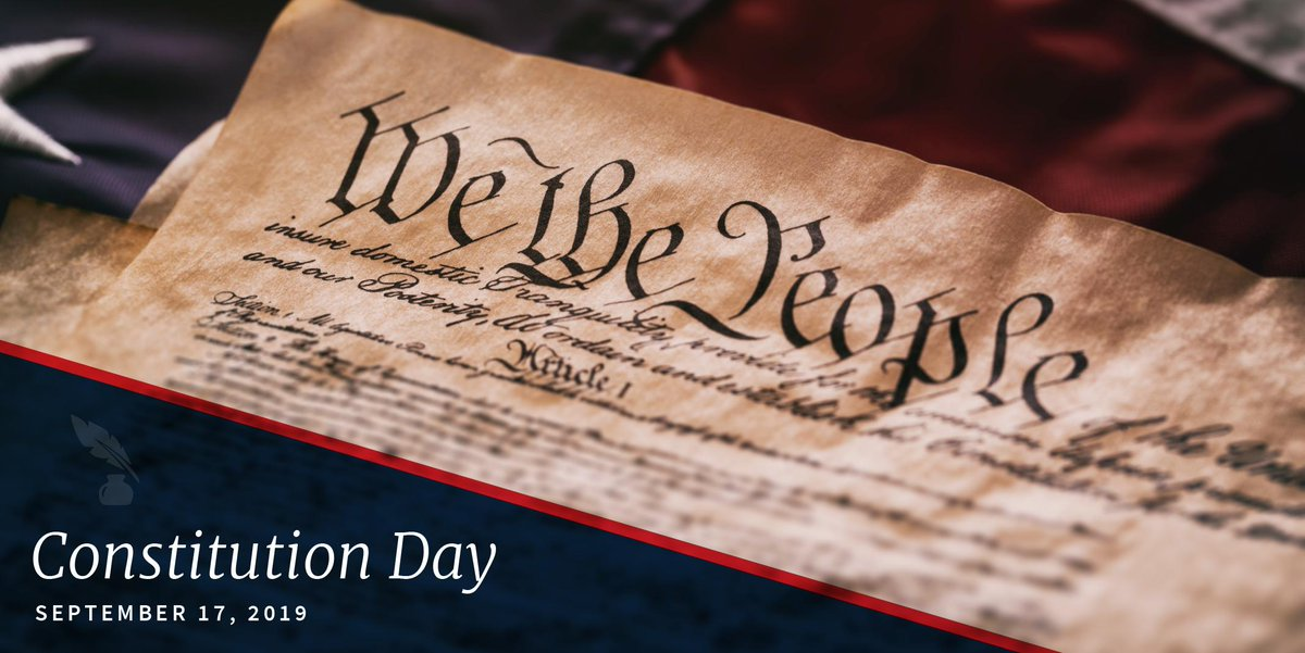 @WhiteHouse's photo on #ConstitutionDay