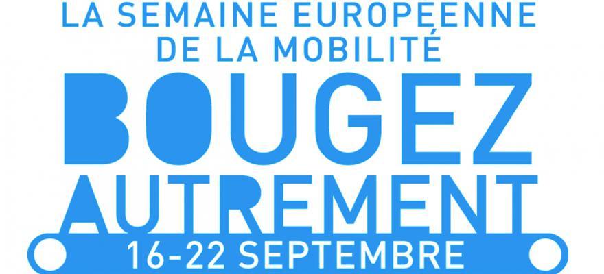 Image for the Tweet beginning: C'est la #semainemobilite : et