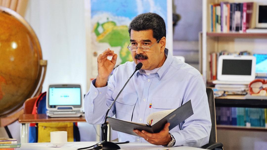 🔴El Presidente .@NicolasMaduro : Firma del primer acuerdo de paz con la oposición es un paso acertado al diálogo ➡️bit.ly/2mlYsFv