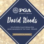 Image for the Tweet beginning: Thanks for the honor @scpga