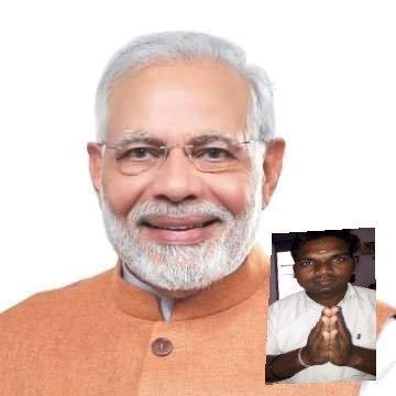 Wish you happy Birthday Narendra Modi.