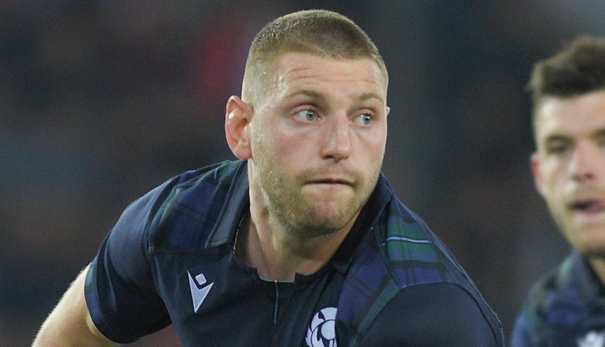 "test Twitter Media - ""This is the main stage.""  Fly-half Finn Russell believes the ""real"" Scotland are ready to emerge from their injury-hit Six Nations and take the World Cup by storm.  In full: https://t.co/UtrE73mWtt  #bbcrugby 