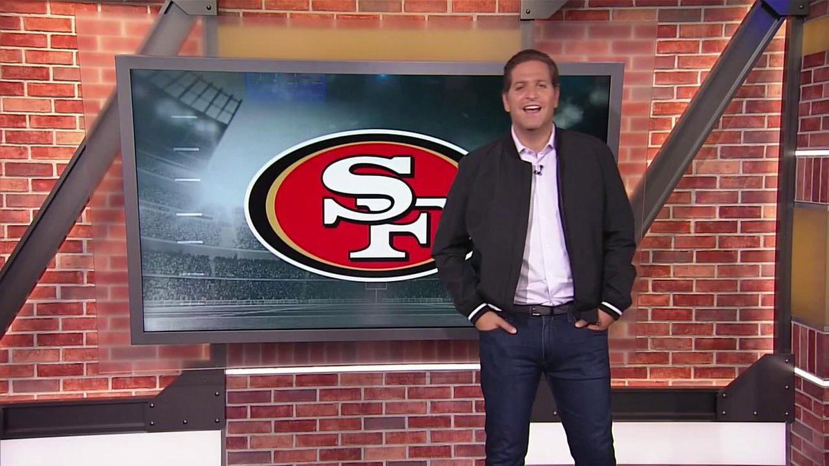 """Each week, @PSchrags highlights a player you need to know.  This week, it's 3.   Get to know the @49ers """"Next, Next Man Up"""", """"Next, Next, Next Man Up"""" & """"Next, Next, Next, Next Man Up"""" at RB.   @MattBreida, @RMos_8Ball, and Jeff Wilson Jr. combined for 252 yards in Sunday's win. https://t.co/V5hGSevDO8"""