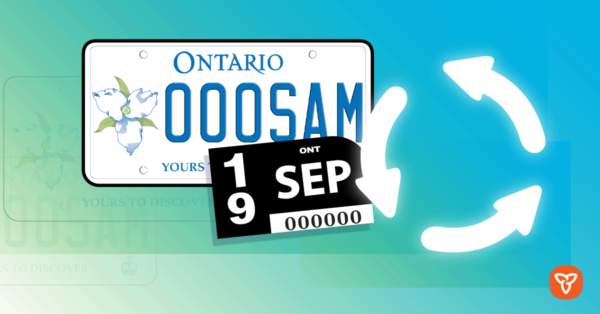 Serviceontario On Twitter Hello Thanks For Reaching Out There Was A Scheduled Online Outage For Plate Sticker Renewal From Oct 4 To Oct 6 Our Online Renewal Option Is Now Back Online