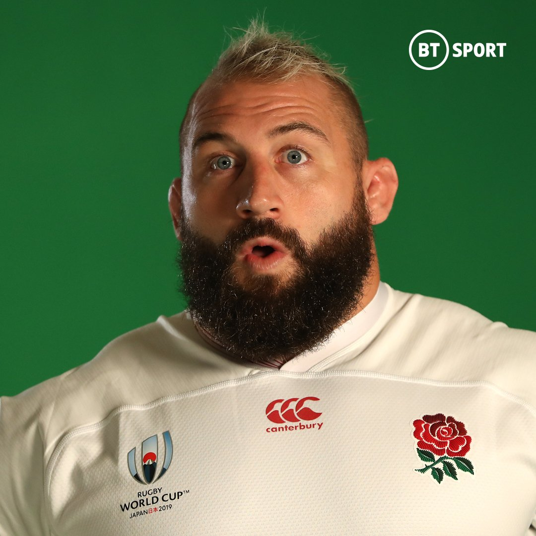 test Twitter Media - Joe Marler remains undisputed king of the pre-tournament photoshoot 😂  #RWC2019 https://t.co/C5MjupnfOR