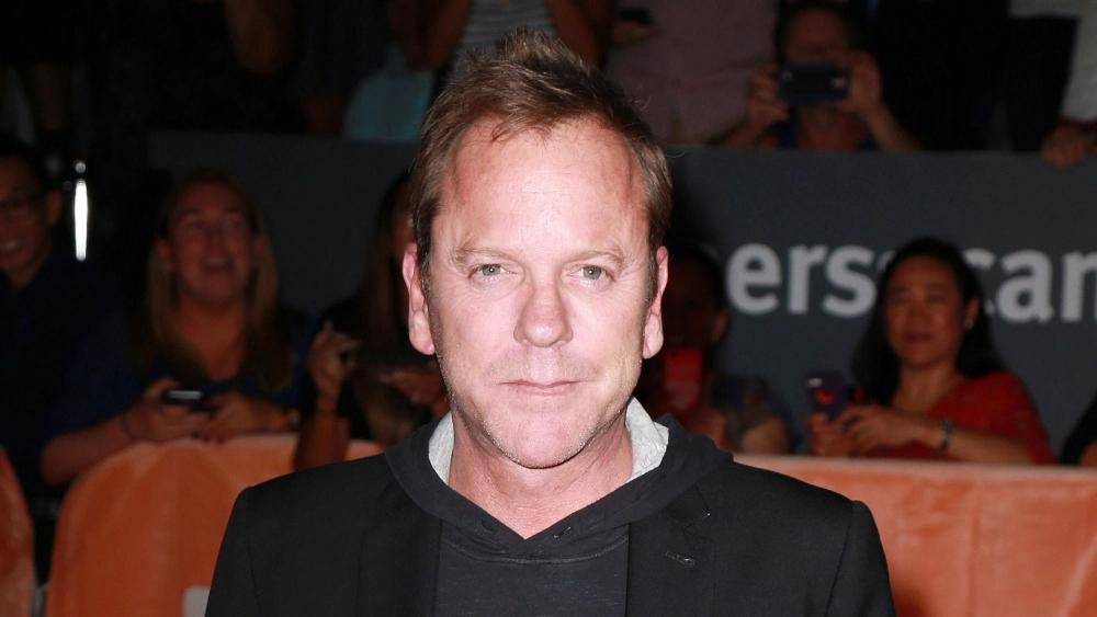 Kiefer Sutherland to Star in 'The Fugitive' Remake at Quibi via @Variety