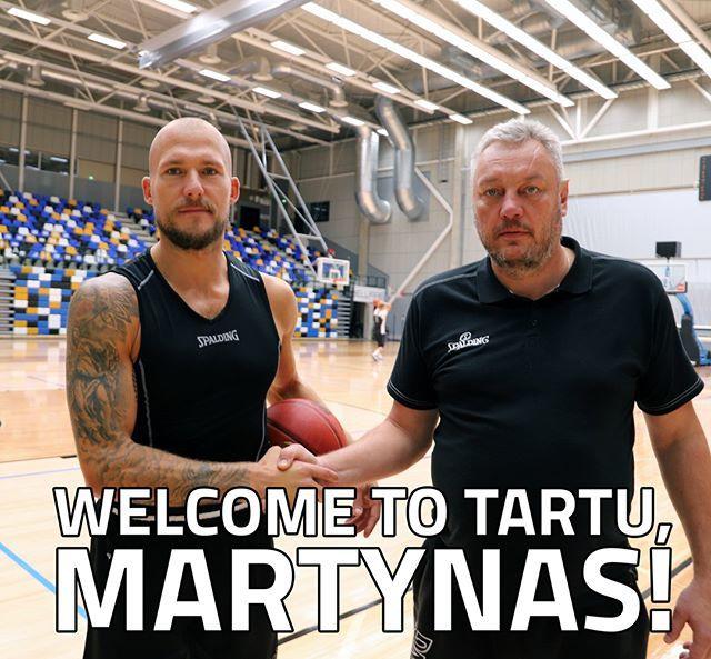 test Twitter Media - Sõlmisime kuuajalise kokkuleppe leedukast mängujuhi Martynas Mažeikaga, kes tugevdab meeskonda FIBA Europe Cup alagrupiturniirile pääsuks.  Tartu Ülikooli meeskonna peatreeneri Priit Vene sõnul on kogenud mängujuhi ülesanne noorel meeskonnal enesekindlus… https://t.co/DWLgyYtpYp https://t.co/GrGvBo6jik