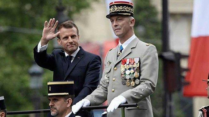Macron Foto