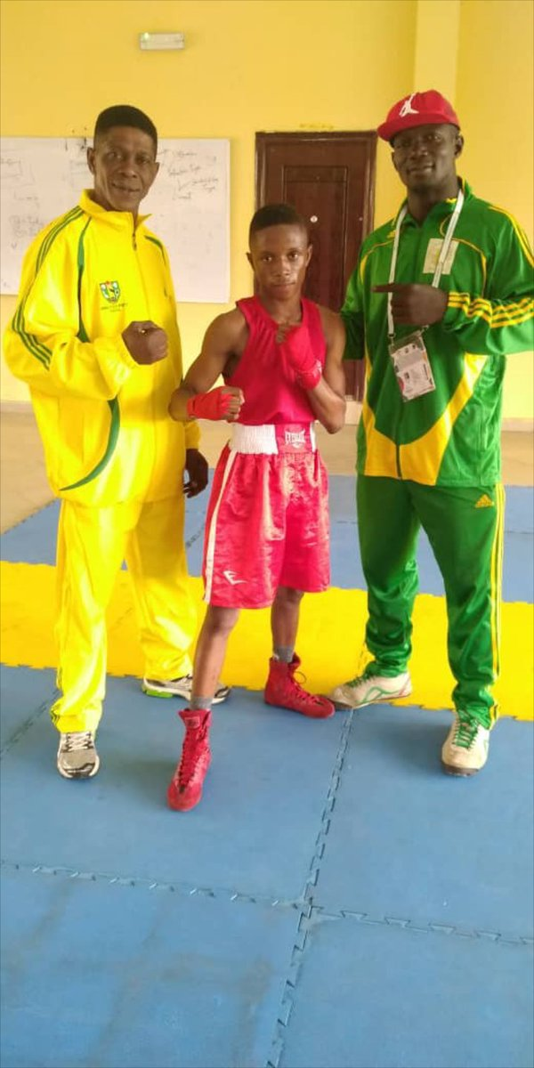Makind,Faithia and mistura shine with medals At Under 15 national youth Game,Ilorin.  #SeyiMakinde #glosim #nigeriatotheworld  https:// abbeysfighting.blogspot.com/2019/09/makind afaithia-and-mistura-shine-with.html?m=1   … <br>http://pic.twitter.com/2O8ztmFh9D