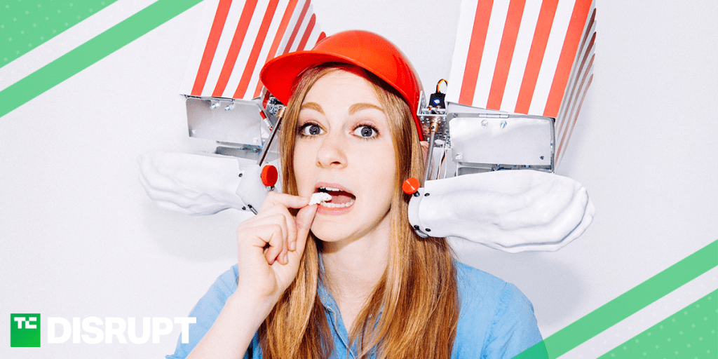Roboticist and YouTube star Simone Giertz is coming to Disrupt SF (Oct. 2-4) https://tcrn.ch/307lHWT by @bheater