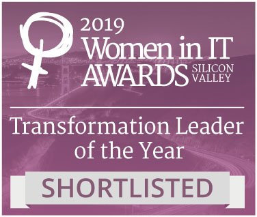 @womeninitawards selects Atos' Windy Garrett as a finalist for the 2019...