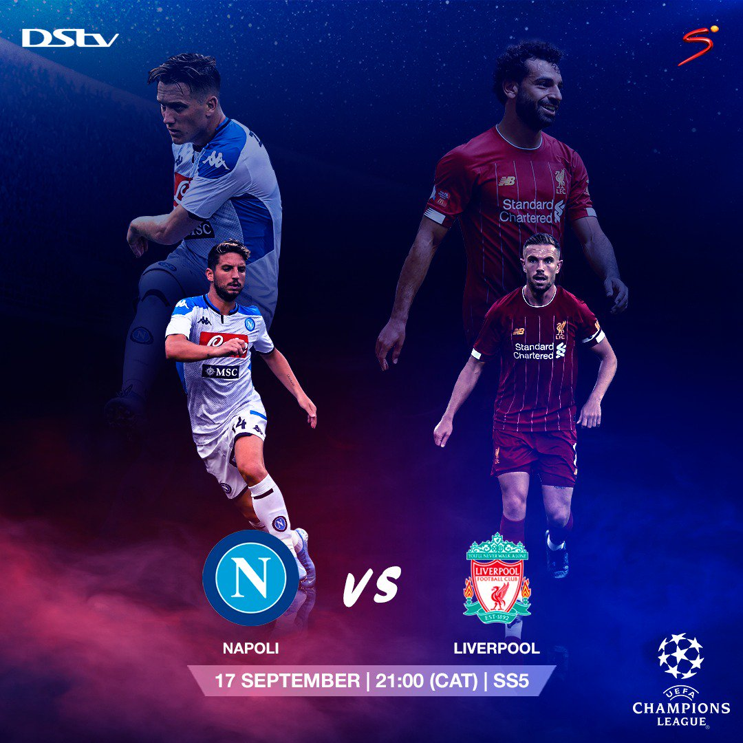 Liverpool in Naples is going to be lit!!! Then Barca and Dortmund to serve attacking magic. @DStv_Ghana brings life back to your midweek. Predictions tonight?