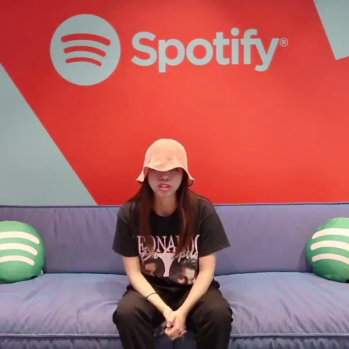 注目のR&Bアーティスト、Friday Night Plans (@hithisisfnp) が #Spotifyオフィス に来てくれました🙌新曲