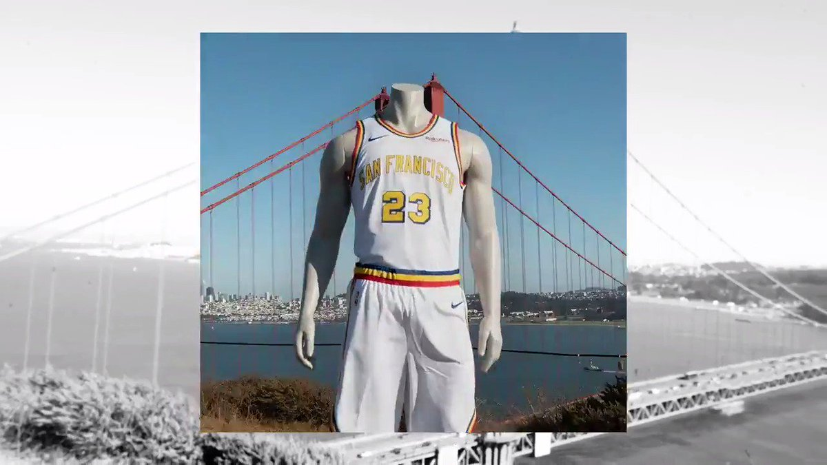 The Warriors Have Unveiled A New Jersey For The 2019-20 Season