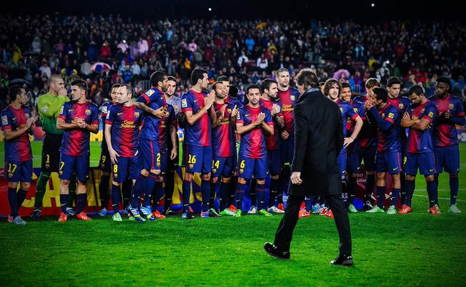 Today would have been Tito Vilanova s 51st birthday. Gone but never forgotten.  Happy birthday Tito!