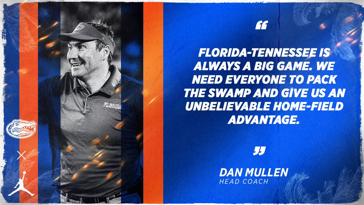 Were all in this together. 🎫: bit.ly/2kJnApa #GatorsTogether #GoGators