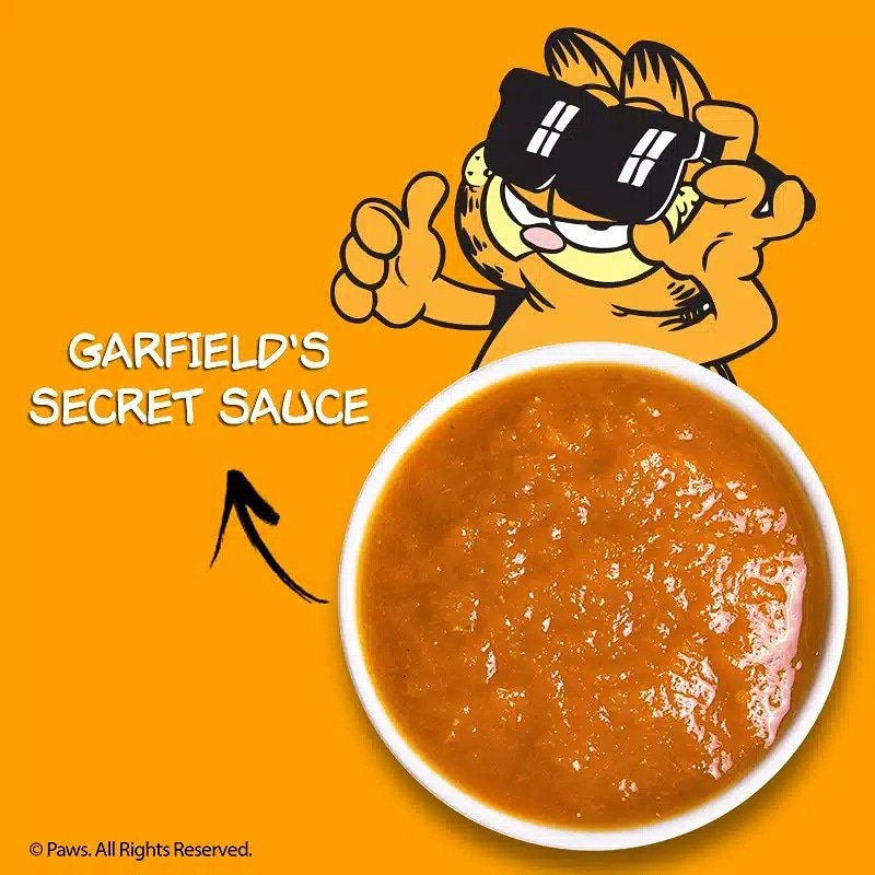 Garfieldeats On Twitter Garfield S Orangy Secret Sauce Infused With Truffle Oil Is What You Will Come Back For More All Natural Farmy Ingredients Garfield Farm2plate Pizza Garfield Https T Co Hu8zuhvi1q