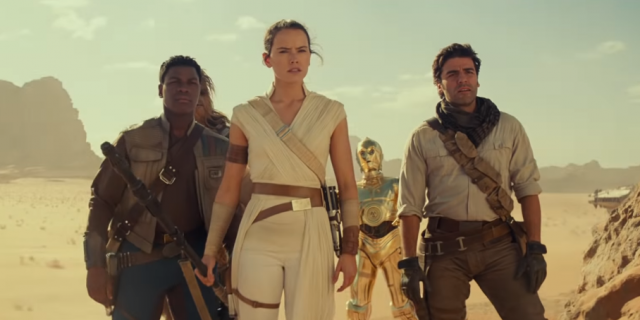 Disney Gives Its Star Wars Movies Funky Color-Coded Design For Disney+  https://t.co/sExo6K4jOm https://t.co/zWNyuzpFzq