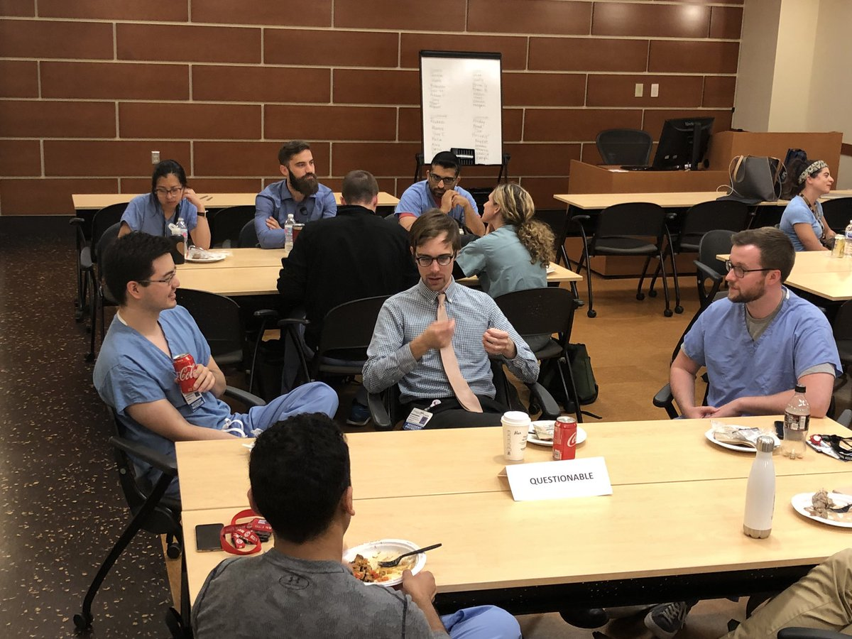 """Team based mentorship program in Diagnostic Radiology Residency.  #mentorship #radres """"pass on what you have learned"""" #yodaquote<br>http://pic.twitter.com/5sBoXuxq9r"""
