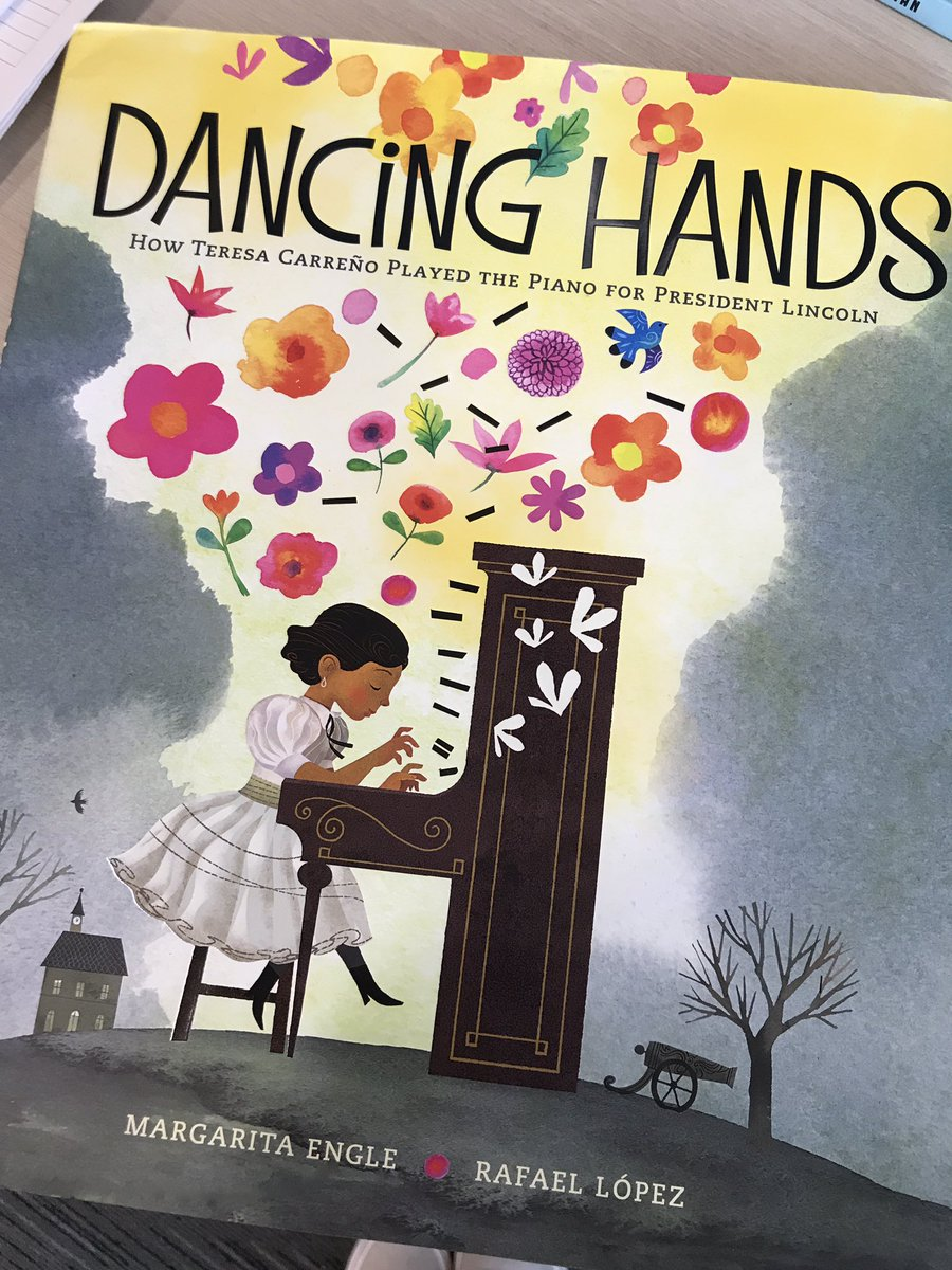 Celebrating the start of Hispanic Heritage Month with a new book! Lots of spontaneous applause at the end of this one today! 🙌🏻 <a target='_blank' href='http://search.twitter.com/search?q=fleetES'><a target='_blank' href='https://twitter.com/hashtag/fleetES?src=hash'>#fleetES</a></a> <a target='_blank' href='http://twitter.com/APS_FleetES'>@APS_FleetES</a> <a target='_blank' href='http://twitter.com/Principal_Fleet'>@Principal_Fleet</a> <a target='_blank' href='http://twitter.com/MsWeissbergAPS'>@MsWeissbergAPS</a> <a target='_blank' href='http://twitter.com/clasedivertida'>@clasedivertida</a> <a target='_blank' href='https://t.co/iBbRIbUtAq'>https://t.co/iBbRIbUtAq</a>