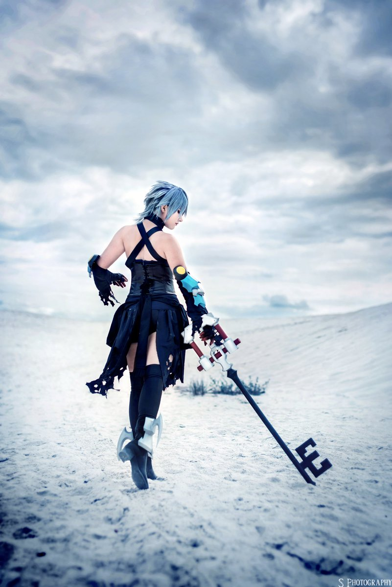 Happy 17th birthday Kingdom Hearts!  You mean alot. I love you. You nice. Keep being you, Kingdom Hearts. Keep being you.  Photo of Anti-Aqua by @SPhotography_b LOVED shooting with this lady  #Pixelmania2k19 #KH3 <br>http://pic.twitter.com/F2EoEnG3qt