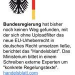 Image for the Tweet beginning: Warum fragen sie nicht einfach