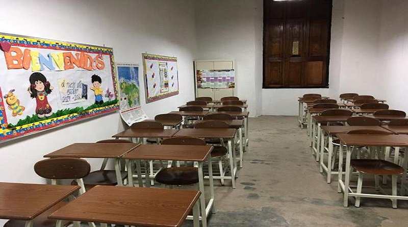 Gobierno Bolivariano restauró infraestructura de la UEN Esteban Gil Borges en La Pastora #DiálogoPorLaPaz vtv.gob.ve/gobierno-boliv…