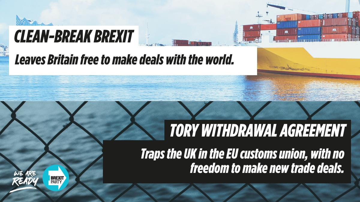 Remember Theresa Mays Withdrawal Agreement with the European Union? Its not just the Irish backstop. The Tory Withdrawal Agreement remains the worst deal in history⬇️