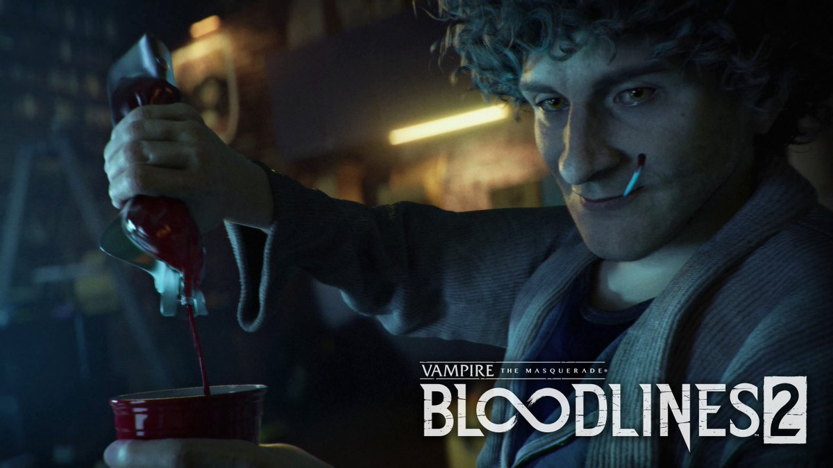 Vampire The Masquerade Bloodlines 2 On Twitter Looking To