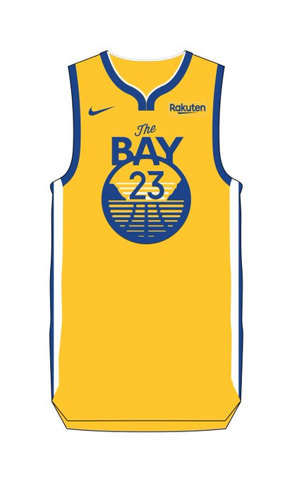separation shoes 47324 7f5fd 2019-20 Golden State Warriors alternate jerseys: The Town ...