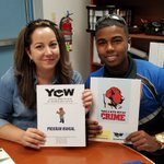 Image for the Tweet beginning: YCW Advisor Training at Kinloch