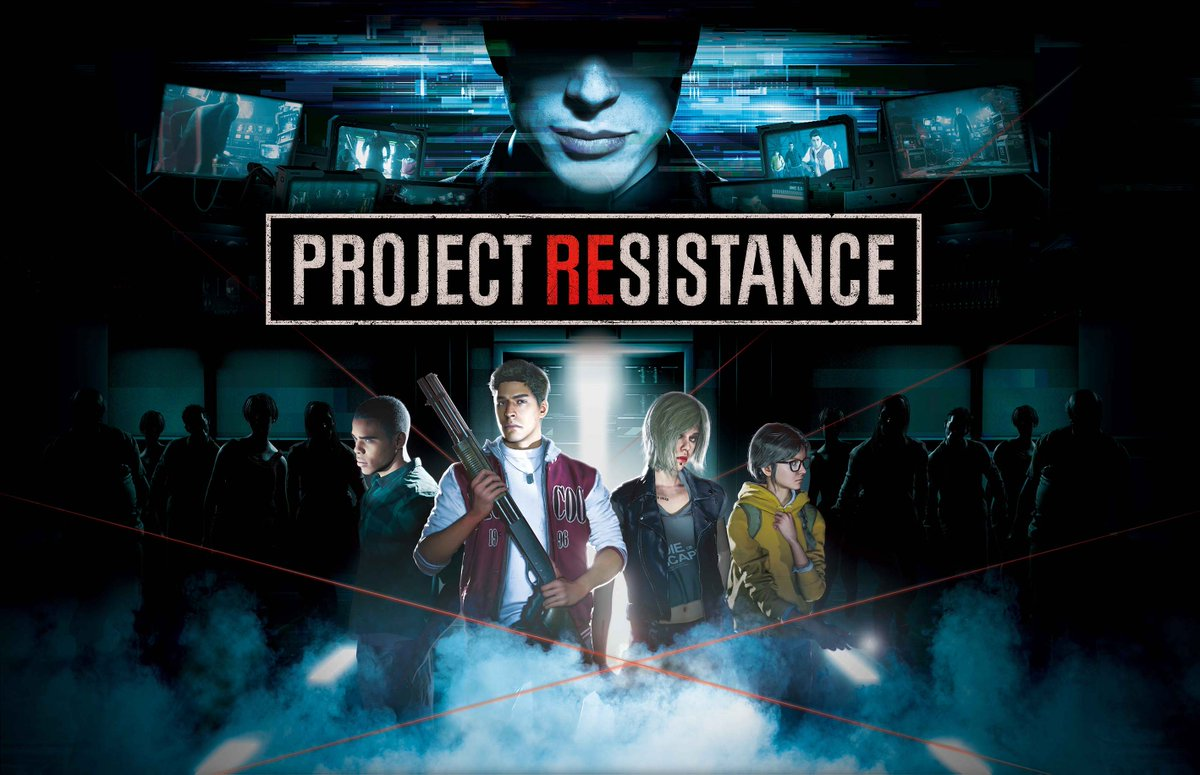 The #ProjectResistance Closed Beta Test registration ends in under 24 hours - don't forget to sign up on @Xbox for a chance to try out this unique 4 v 1 asymmetrical co-op experience!▶️http://bit.ly/ProjectResistanceBeta…