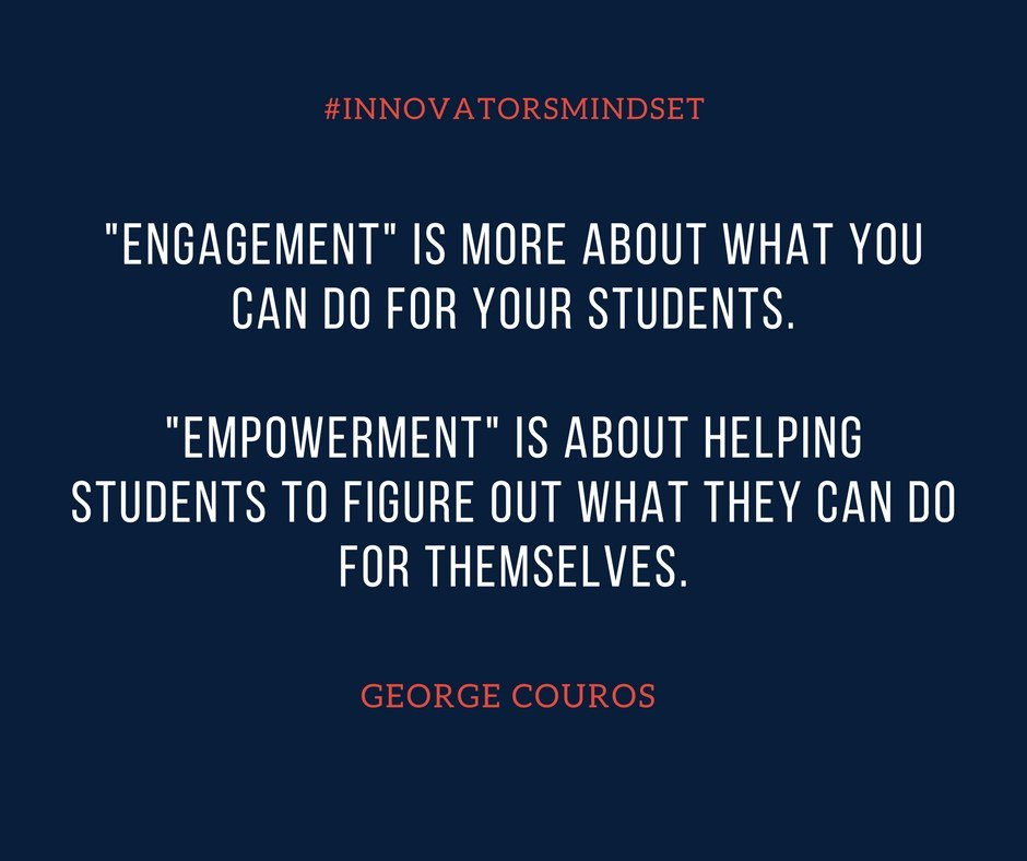 Empowered in theProcess georgecouros.ca/blog/archives/…