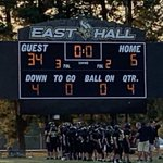 Image for the Tweet beginning: Spartan Football takes the win