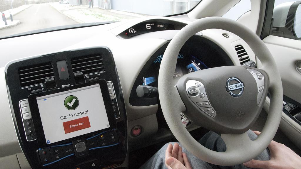 Eurotech, entro 6 anni auto di serie con guida aut...