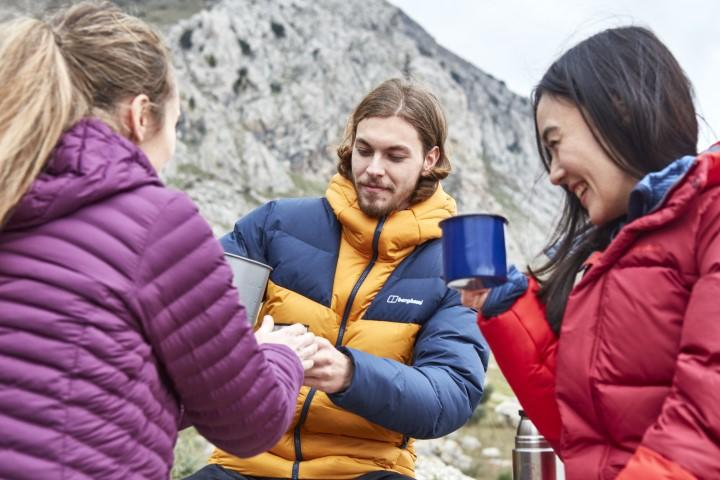 """It's a common question if you're new to the outdoor world: """"what type of insulated jacket is good for me?"""" Well, if we're honest, it depends on the activity you're doing! Heres lowdown on our down jackets: community.berghaus.com/gear/berghaus-…"""