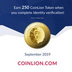 Image for the Tweet beginning: CoinLion is gearing up for